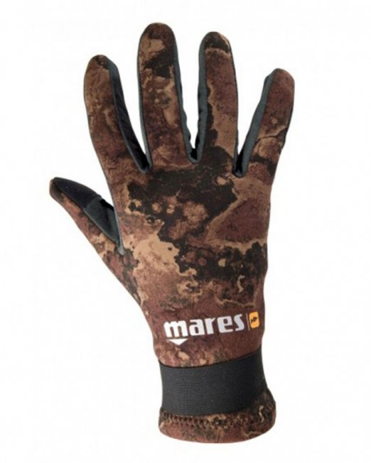 AMARA CAMO BROWN 20 GLOVES