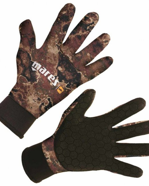 CAMO BROWN 30 GLOVES