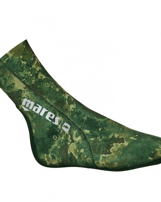 CAMO GREEN/BROWN 30 SOCKS