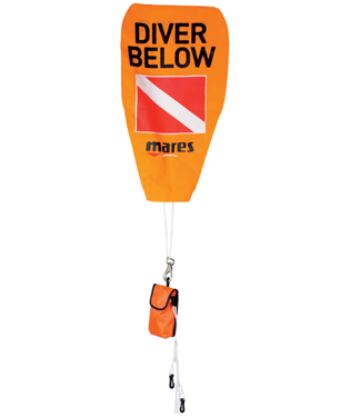 SAFETY STOP MARKER