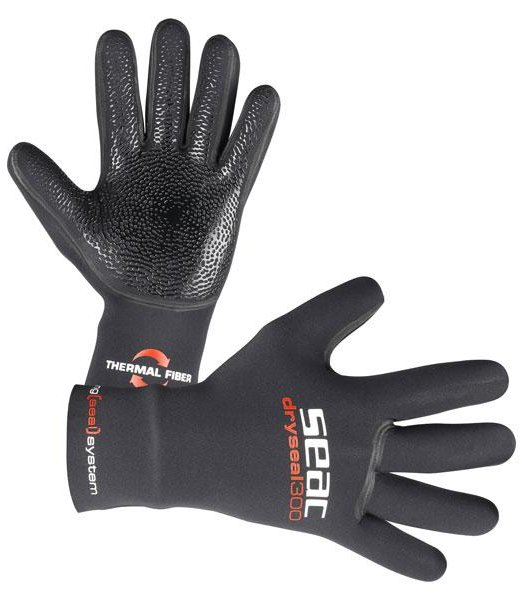 Seacsub Dryseal Gloves 300 3.5 mm