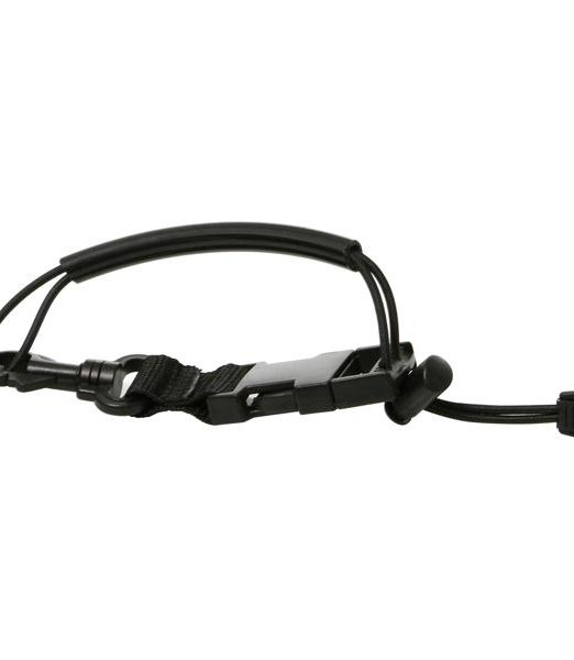 Seacsub Adjustable Lace Clip Black