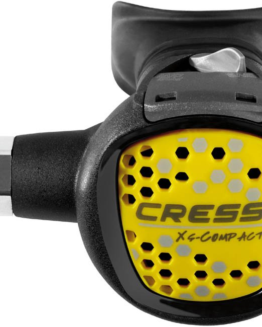 CRESSI COMPACT + OCTOPUS COMPACT + AC2 02