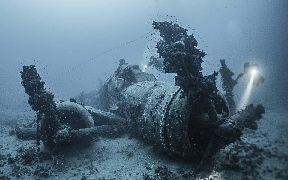 Shipwrecks in Greece